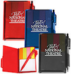 Memo Notebooks With Sticky Notes